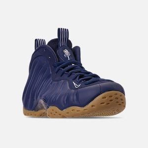 Nike Air Foamposite - Midnight Navy NEW all sizes